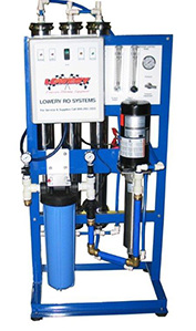 LOWERY Commercial Reverse Osmosis Unit