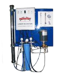 LOWERY Commercial Reverse Osmosis Wall Mounted Unit